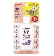 Pigeon 贝亲 婴儿防晒乳液 SP15 PA++ 60g