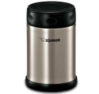 Prime会员: ZOJIRUSHI 象印 SW-EAE50-XA 不锈钢高真空保温焖烧杯 500ml 凑单178元包邮包税(京东超市399元)