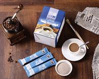 20万好评!云潞 蓝山风味 速溶三合一咖啡粉50条 700g 劵后22.8元包邮 送套杯+12袋黑咖