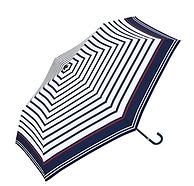 补货,W.P.C世界派对 三折6骨经典水手条纹款晴雨伞 免费直邮含税到手约163元(淘宝代购200+)