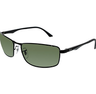 Ray Ban雷朋 Active RB3498-002/9A-61 男士偏光太阳镜