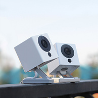 MIJIA 米家 小方智能WIFI网络监控摄像头 1080P高清红外夜视