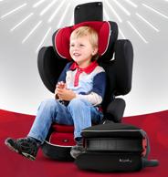 Kiddy 奇蒂 护航者系列 儿童汽车安全座椅
