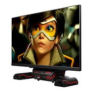 神价格!PLUS会员:PEO G2-270-2 G创造者27英寸2K窄边框游戏一体机(i5 7500/GTX1060/16G内存/256G SSD/1T HDD)