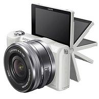 14日20点开抢!SONY 索尼 ILCE-5000L 无反相机套机(16-50mm)