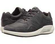 17年新款,Ecco爱步 CS16 男士真皮休闲运动鞋