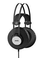 AKG爱科技 K72 封闭式录音棚监听耳机