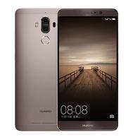 HUAWEI华为 Mate 9 6G+128G 顶配全网通4G手机 摩卡金