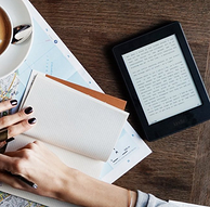 小神价app整点抢券:kindle Paperwhite 3代 电子书阅读器 6寸水墨屏
