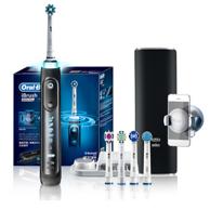 买一送三!Oral-B 欧乐B 旗舰款,iBrush9000 Plus 智能电动牙刷套装