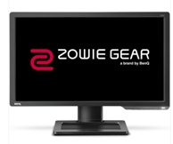 BenQ明基ZOWIE GEAR XL2411 24英寸144HZ刷新电竞电脑显示器