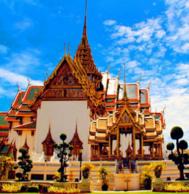 阿里旗下飞猪 全国出发到泰国曼谷六天含税机票+接机