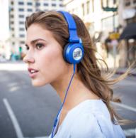 历史新低!JBL SYNCHROS E30重低音音乐耳机 有线带麦
