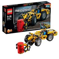 LEGO 乐高 Technic机械组系列 矿山工程车 42049