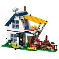 LEGO 乐高 Creator创意百变系列 度假露营车 31052