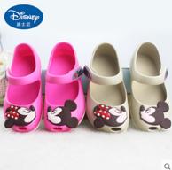 迪士尼 儿童软底凉鞋 39元包邮