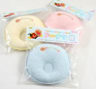 日本产,西川 婴儿定型枕 面包超人款 小号 0~3个月