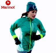 3倍差价!Marmot 土拨鼠 女士超轻防风防泼水软壳 4色