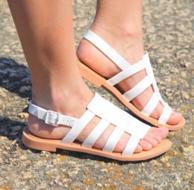 Melissa Boemia 梅丽莎 女士平底凉鞋