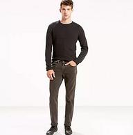 白菜!Levi's 李维斯 511  SLIM FIT 男士牛仔裤 13.99美元约¥95(原价89.5美元)