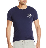 大牌低价!Diesel迪赛 Randal 男士弹力棉印花T恤 凑单直邮到手131元(国内专柜类似款1000+)