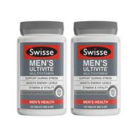 男人加油站!Swisse 男士复合维生素片 120片*2