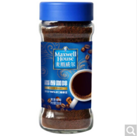 Maxwell House 麦斯威尔 醇品速溶纯黑咖啡 200g *7件 243元包邮 折合34.7元/罐(天猫75元)