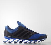 小神价!限尺码,Adidas阿迪达斯  Springblade 刀锋战士 男士机械缓震跑鞋