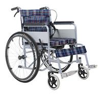 历史新低,轻便带坐便,互康 可折叠老年人代步轮椅 券后269元包邮