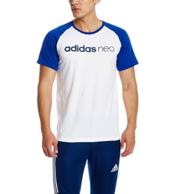 限Prime会员,17年夏季新款 adidas NEO 阿迪达斯运动生活 男士短袖T恤 84.5元包邮