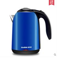 Grelide 格来德 全钢双层中空电热水壶1.7L