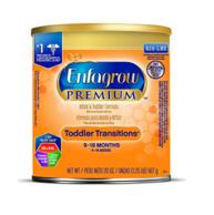 美赞臣 Enfagrow2段婴幼儿配方奶粉 567g*4罐