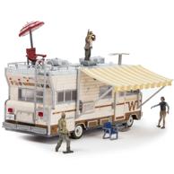 Prime会员:McFarlane Toys麦克法兰《行尸走肉》拼装系列 戴尔的房车套盒