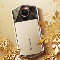 Prime会员:自拍神器 CASIO 卡西欧 数码相机 EX-TR600