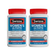Swisse 女性复合维生素片 120片*2瓶