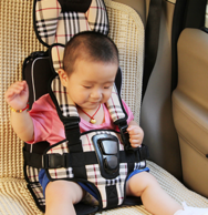 最便宜的安全座椅?康昕汽车儿童安全座垫