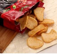 虾含量35%! 三种口味印尼进口 Papatonk 啪啪通虾片 85g