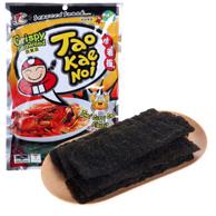 泰国进口 小老板 泰式咖喱蟹味 调味海苔32g*10件