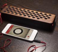 2件!Sounder声德 N3S 无线蓝牙音箱 原木造型 258元包邮(天猫单件299元)