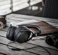 Sennheiser森海塞尔 HD4.30 可折叠线控头戴式耳机