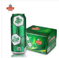 TSINGTAO青岛啤酒9度 足球罐 500ml*12听*2箱