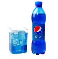 巴厘岛特有,百事可乐 blue蓝色 梅子味 450ml 24.9元包邮包税(可参加 2件减10,4件减20)