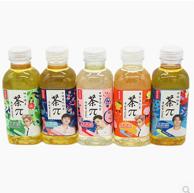 BigBang代言 单人版纪念款!农夫山泉茶兀果味茶饮料 500ml*15瓶