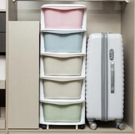 美雅美派 加厚塑料组装抽屉式收纳柜