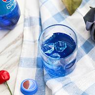 巴厘岛限定!百事可乐 蓝色梅子味 450ml