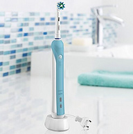 prime会员:欧乐B  Pro 600型 3D电动牙刷 两色可选