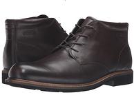 历史新低!反季白菜,Ecco爱步 Findlay Plain-Toe 男士踝靴 84.99美元约¥575(原价210美元)
