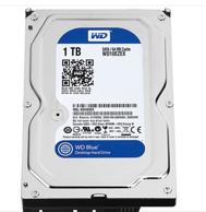 爆款单品!WD 西部数据 WD10EZEX 台式机硬盘 蓝盘 1TB 秒杀价289元包邮(天猫329元)