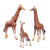 Schleich 思乐 长颈鹿家族礼盒装 51612
