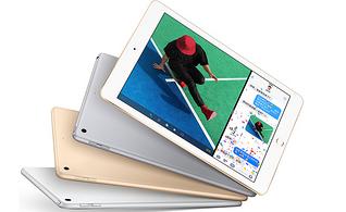8月1日: iPad 2017新款 预约价2170元包邮